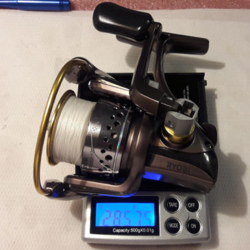 Ryobi Zauber fishing reel review