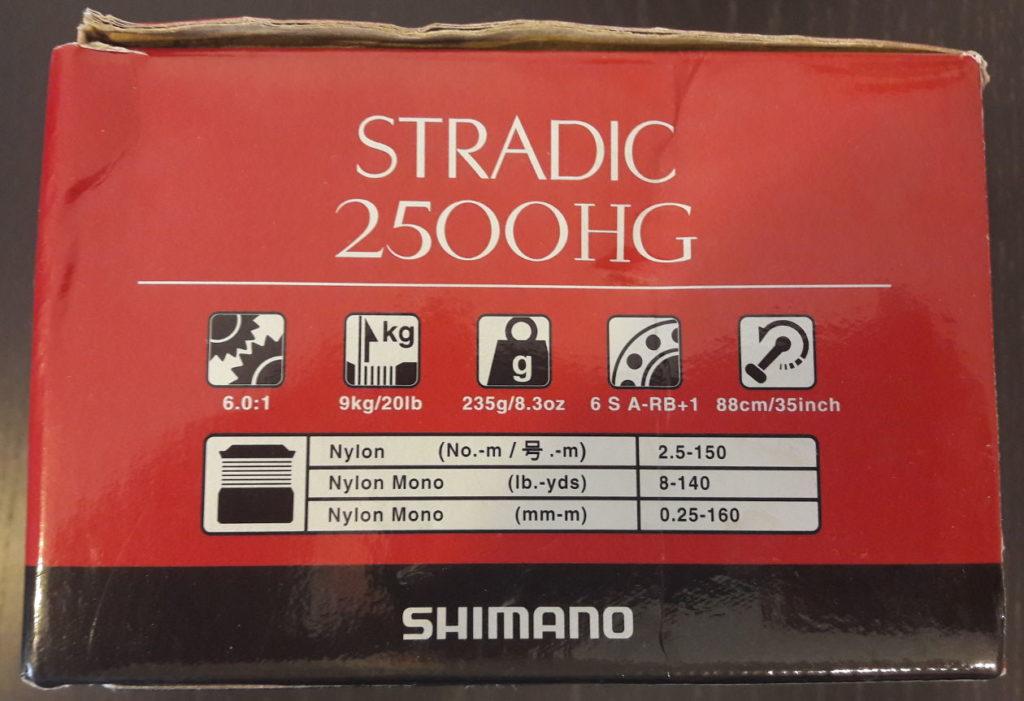 Shimano Stradic FK – Box